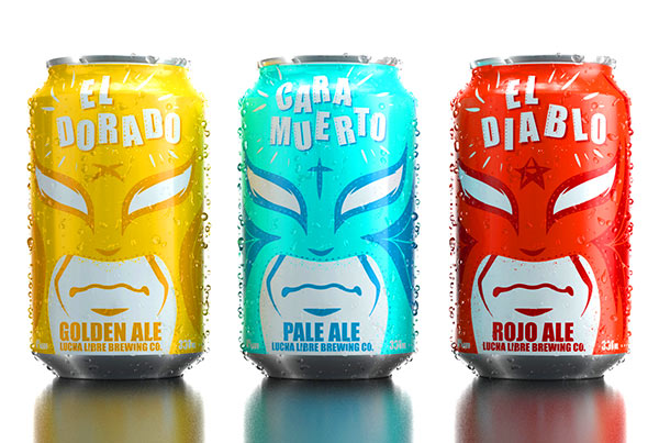 Lucha Libra Brewing Co