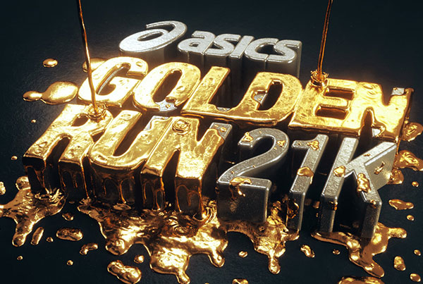 Asics Golden Run